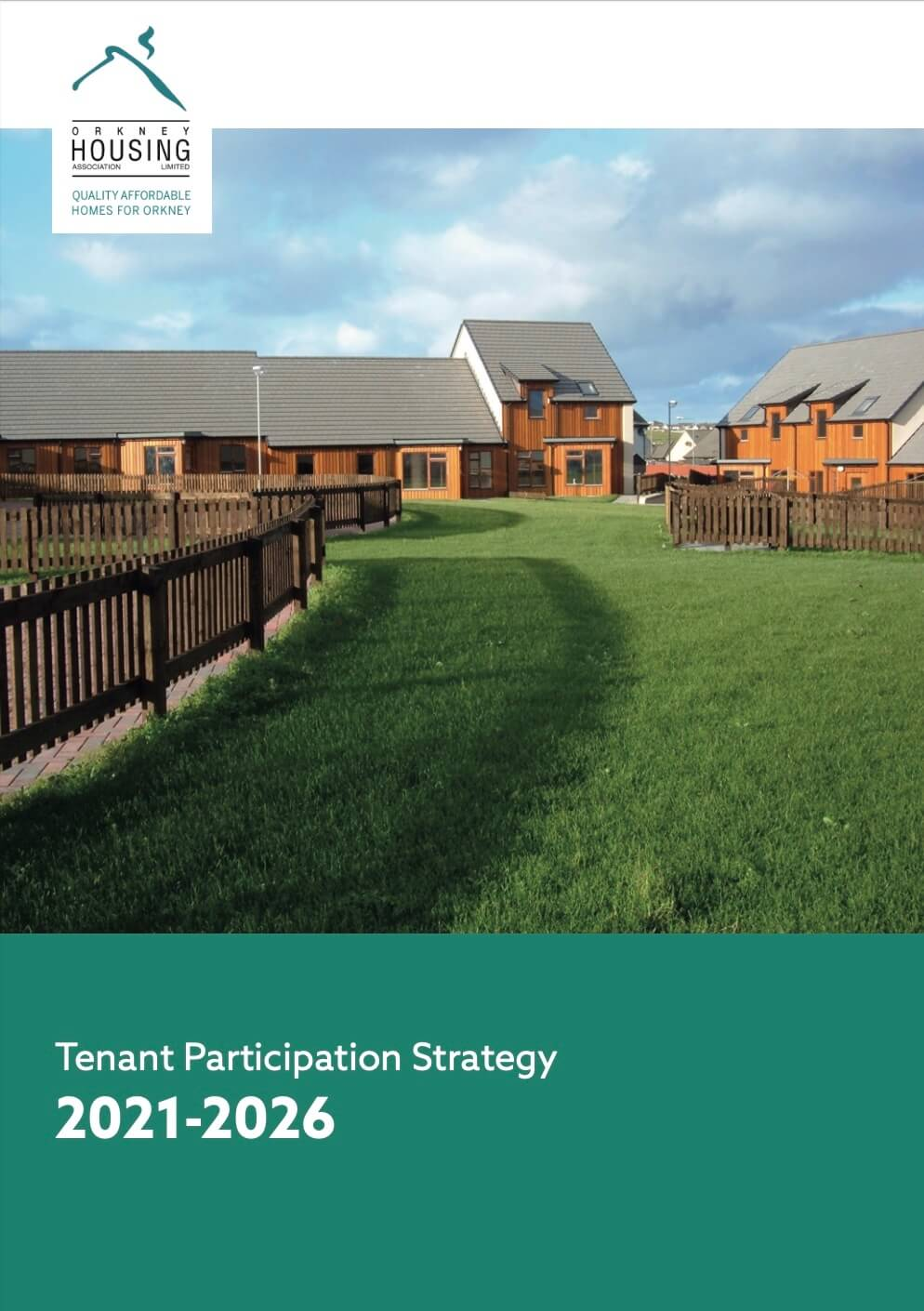 Tenant Participation Strategy 2021-2026